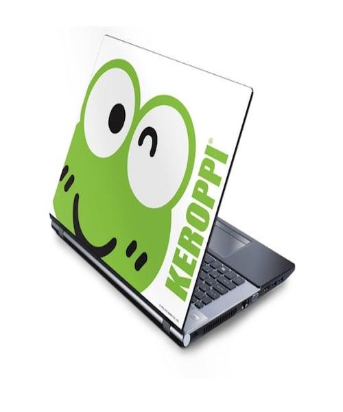 Keroppi Laptop Skin