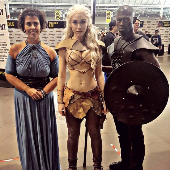 Sexy Daenerys Targaryen Costumes