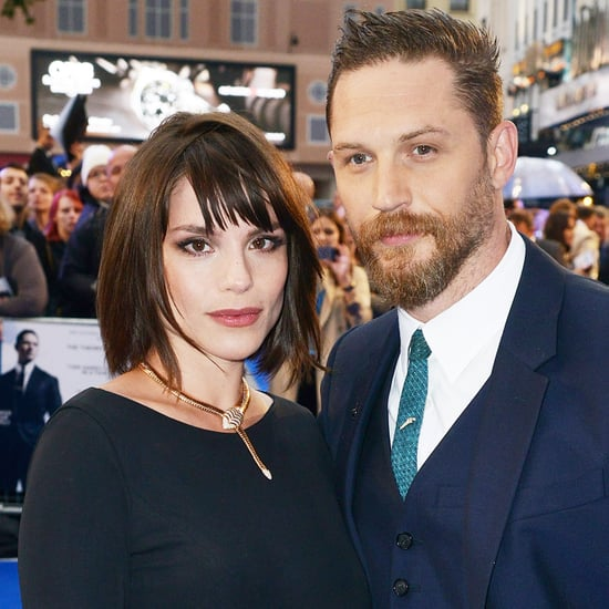 Tom Hardy and Charlotte Riley Welcome First Child Together