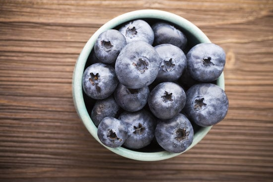 Antioxidant Chia, Cacao and Blueberry Face Mask