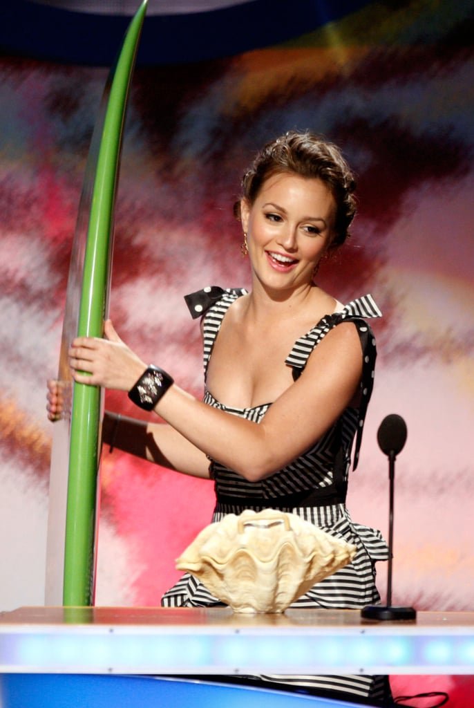 2009 Teen Choice Awards:  The Show and Backstage