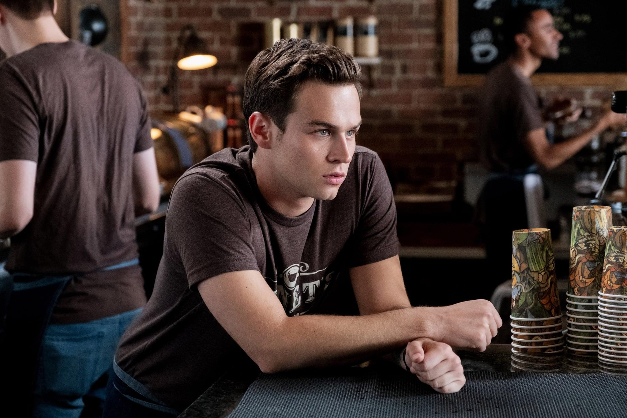 13 REASONS WHY, (aka THIRTEEN REASONS WHY), Brandon Flynn, (Season 4, ep. 405, aired June 5, 2020). photo: David Moir / Netflix / Courtesy Everett Collection