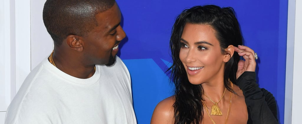 Kim Kardashian's Been Wearing These New Yeezy Necklaces Since Last Year