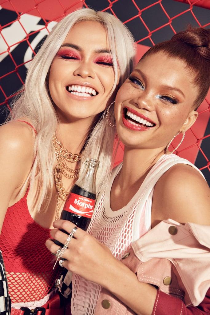 Morphe's Coca-Cola Collection Campaign