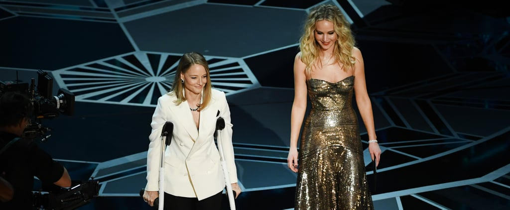 Here's How Tall Jodie Foster Is, Because We Couldn't Help but Wonder