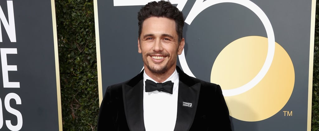 James Franco Acceptance Speech at 2018 Golden Globes