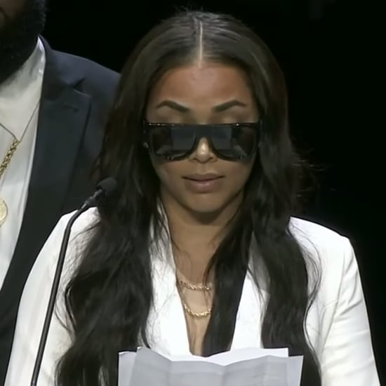 Lauren London Speech at Nipsey Hussle Memorial Service Video