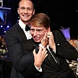 Alexander Skarsgard and Kenneth From 30 Rock Are the Unlikely BFFs We Didn't Know We Needed