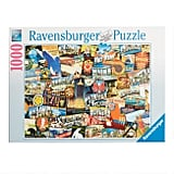 Ravensburger Road Trips of the USA 1000 Piece Puzzle