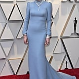 Charlize Theron Dior Dress Oscars 2019