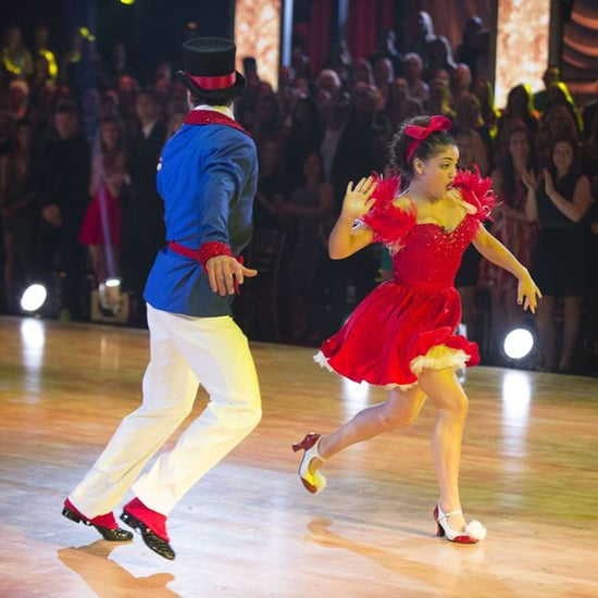 Laurie Hernandez's Jive on Dancing With the Stars