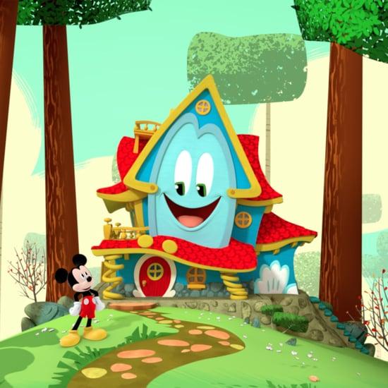 Mickey Mouse Funhouse Preschool Series on Disney Junior