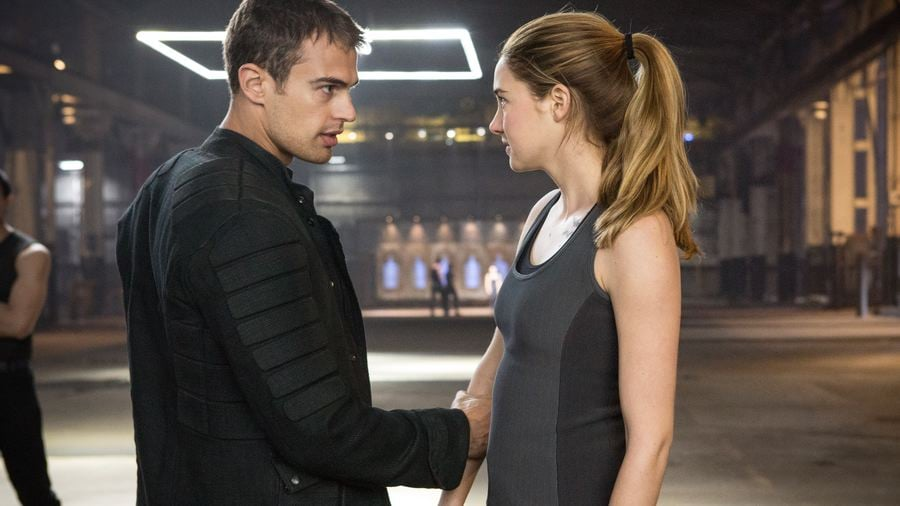 Comic-Con Video Roundup: Divergent and Ender's Game