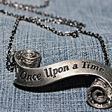 """""""Once Upon a Time"""" Necklace ($15)"""