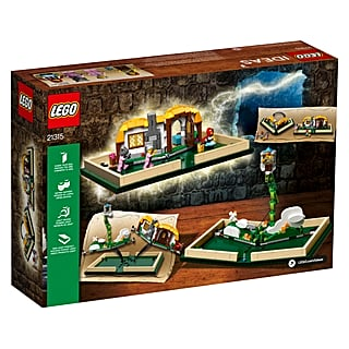 Lego Ideas Pop-Up Book Set 2018