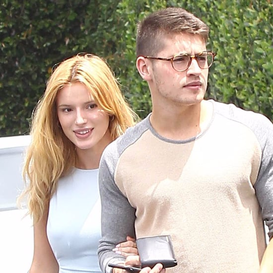 Bella Thorne and Gregg Sulkin's Lunch Date July 2015