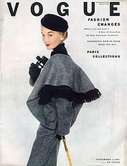 Vogue, September 1951