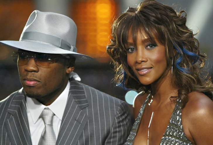50 cent and vica fox start dating