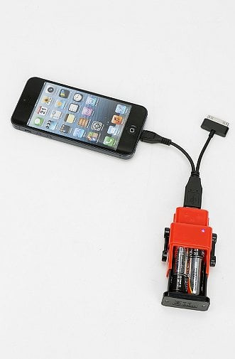 Robot Portable Phone Charger