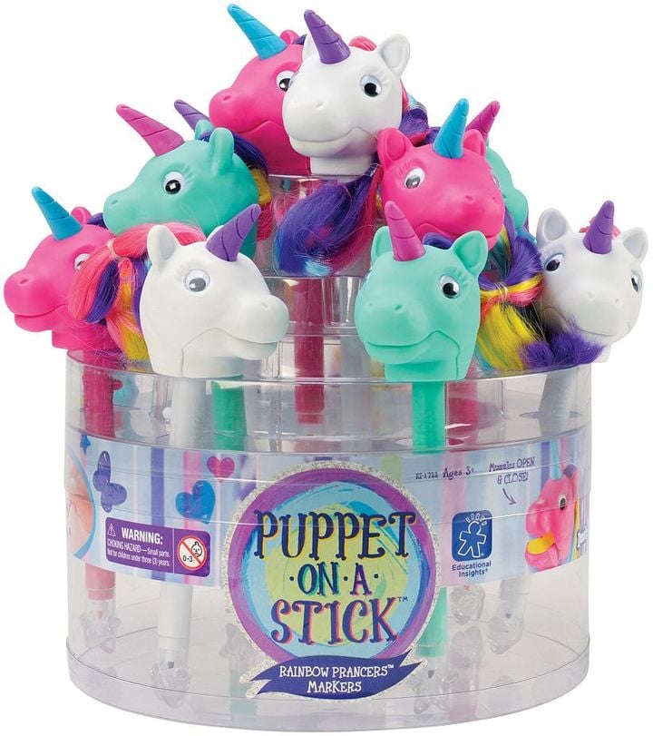 Unicorn Toys For Kids : Educational insights unicorn markers toys for