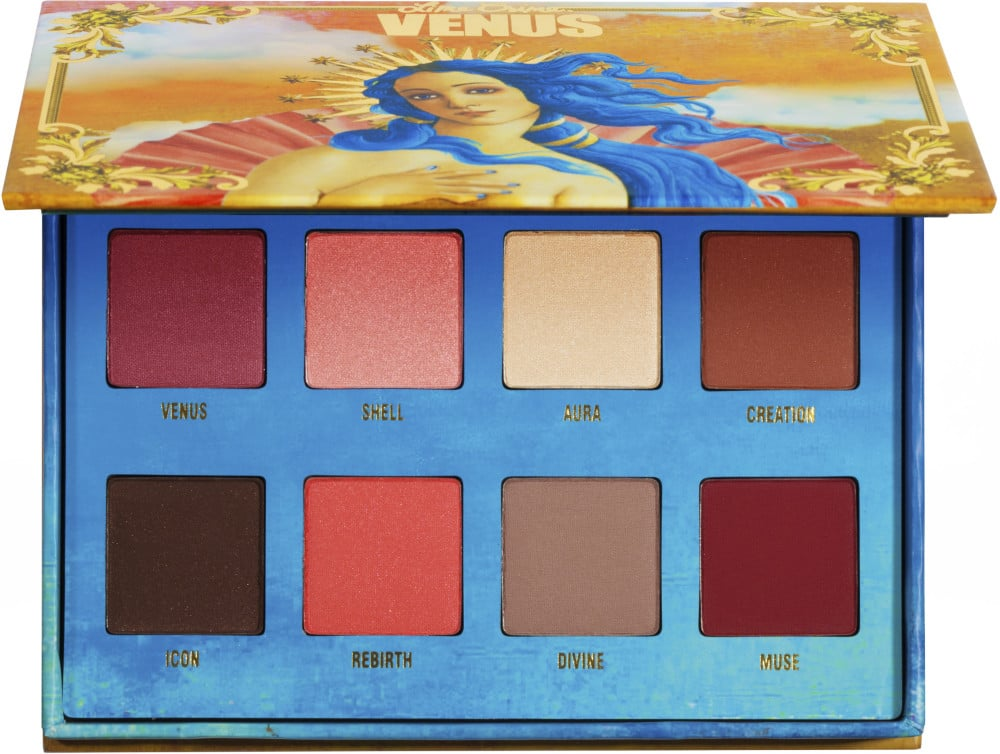Lime Crime Venus Pressed Powder Palette