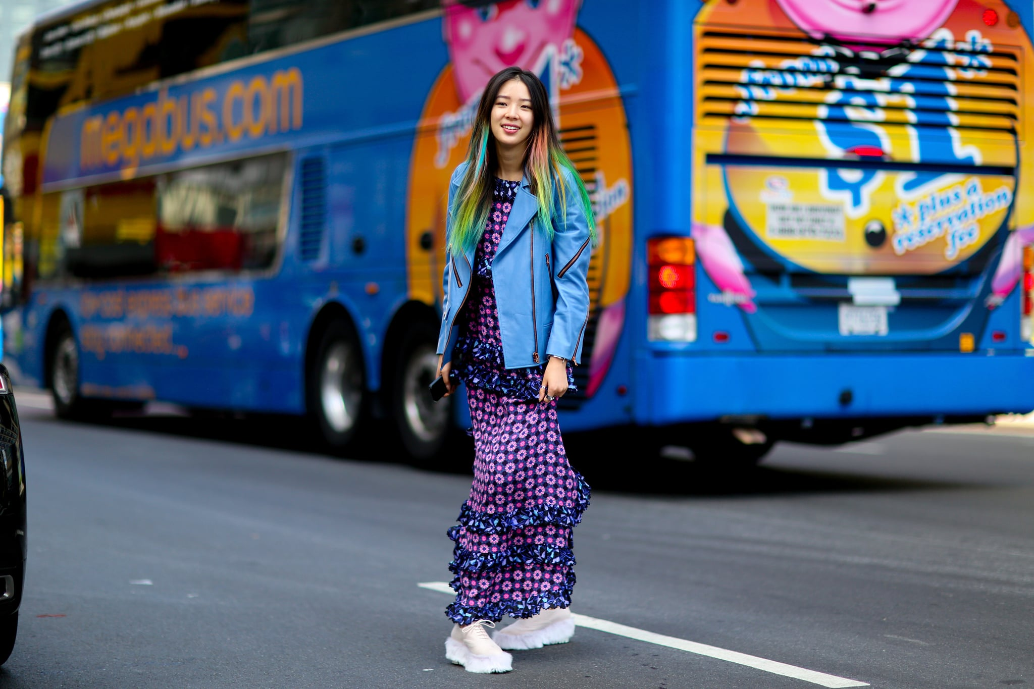 The Fashion Week In New York
