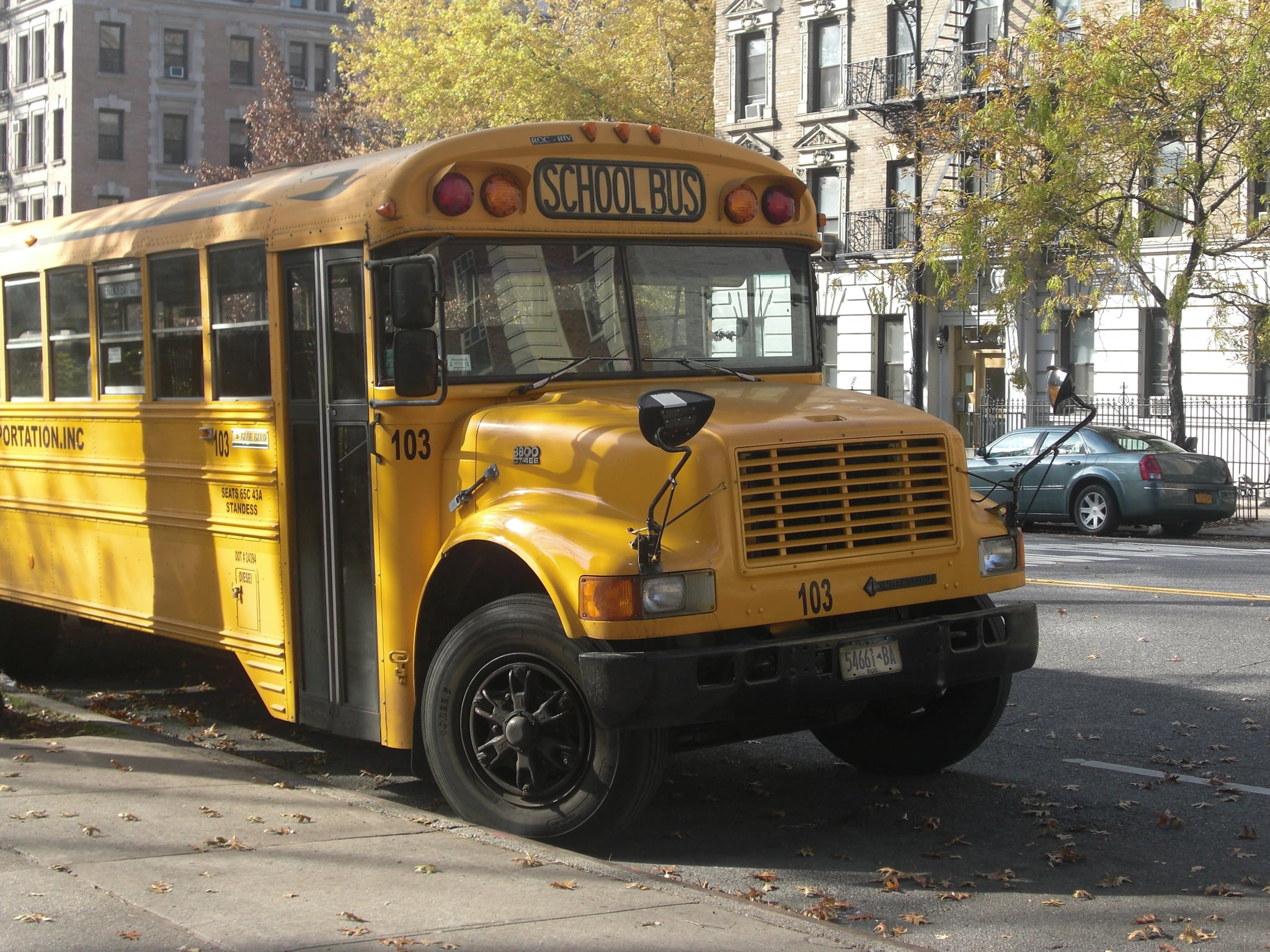 Citing safety, bus driver lets kids off 10 blocks away from school