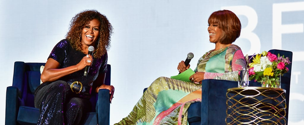 Michelle Obama Recalls Strict Security Rules For Daughters