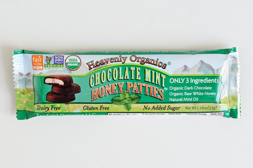 Heavenly Organics Mint Chocolate Honey Patties