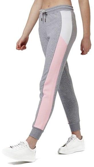 Topshop Colorblock Jogger Pants