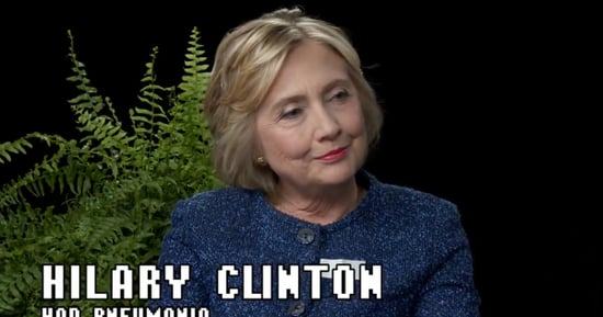 Hillary Clinton Appears on Between Two Ferns