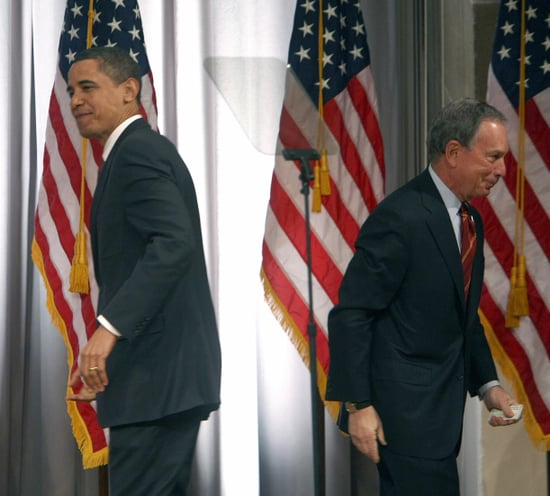 Bloomberg Defends Obama to Florida Jewish Group
