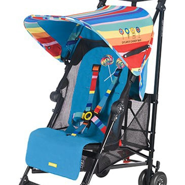Maclaren Introduces Dylan Candy Bar Stroller
