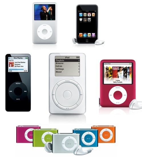 Happy 6th Anniversary Apple iPod!