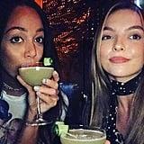 She's Good Friends With Katarina Johnson-Thompson