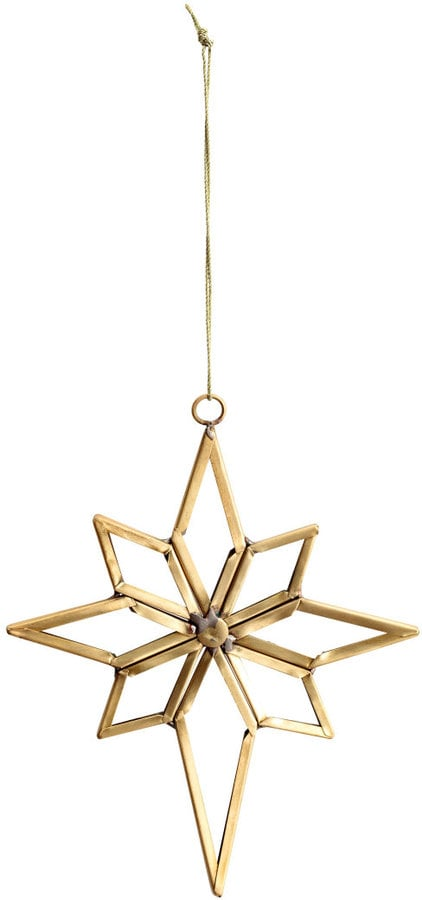 Star Christmas Decoration ($10)