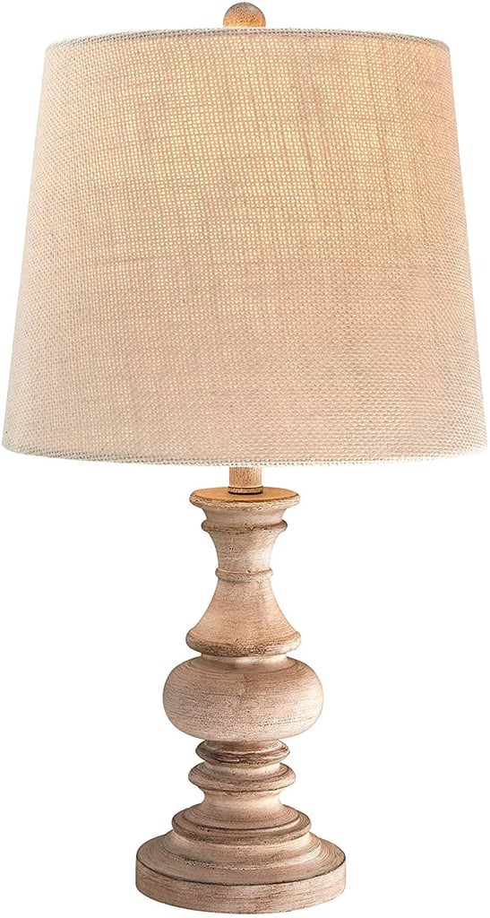 Stone and Beam Vintage Farmhouse Bedside Table Lamp
