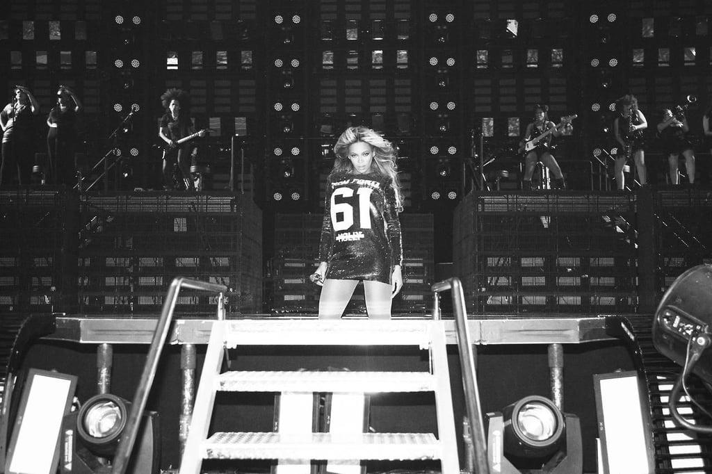 Beyoncé in Tom Ford Fall 2014