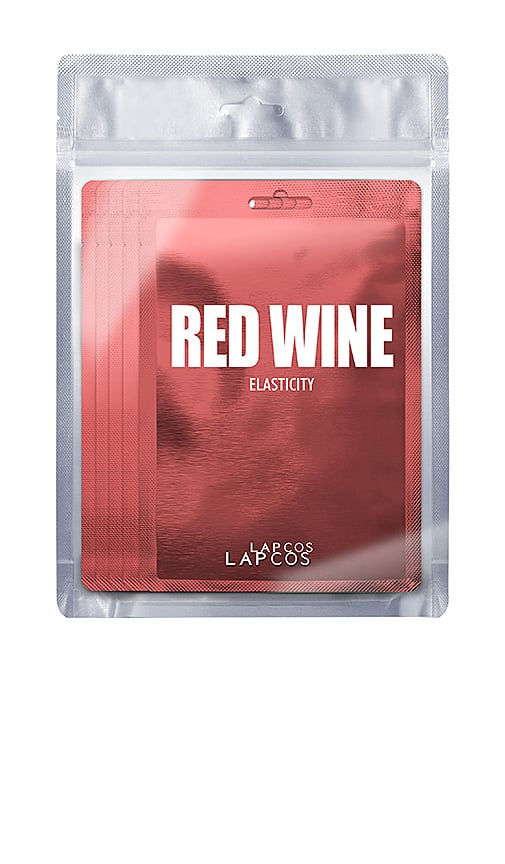 Red Wine Daily Skin Mask Set
