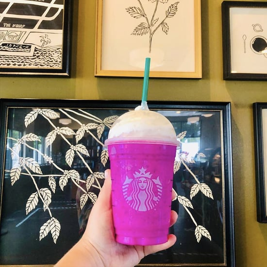 How to Order a Starbucks Ube Frappuccino