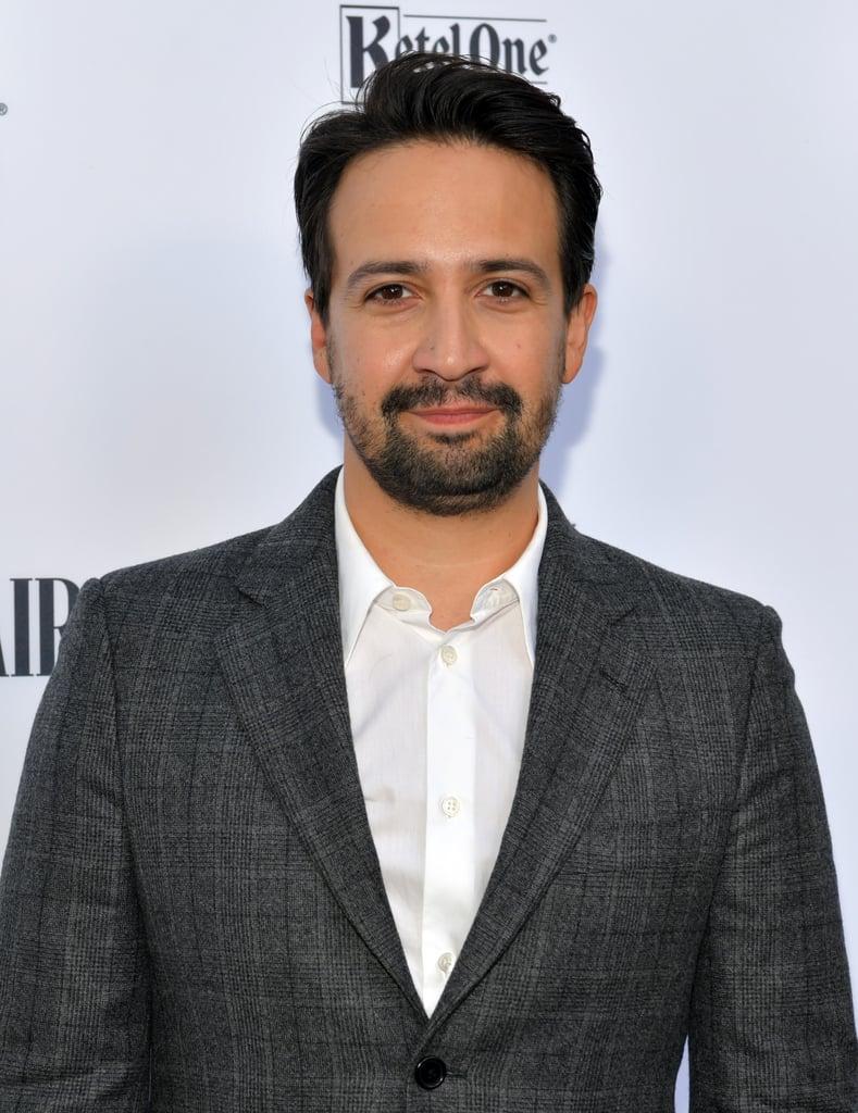 Lin-Manuel Miranda as Piragüero