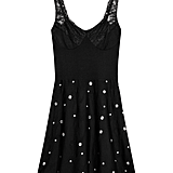 Rodarte x & Other Stories Embellished Lace Trim Dress ($125)