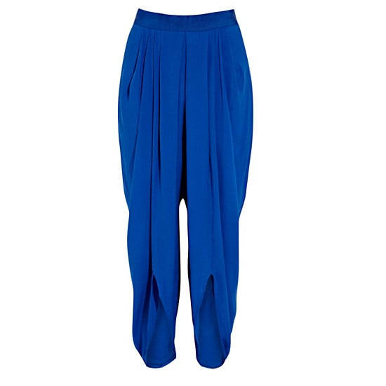 Willow Silk Crepe Harem Pants, $237