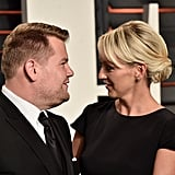 Pictures of James Corden and Julia Carey Together