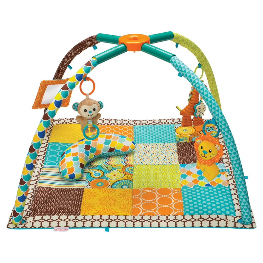 Rainforest Melodies and Lights Deluxe Activity Gym