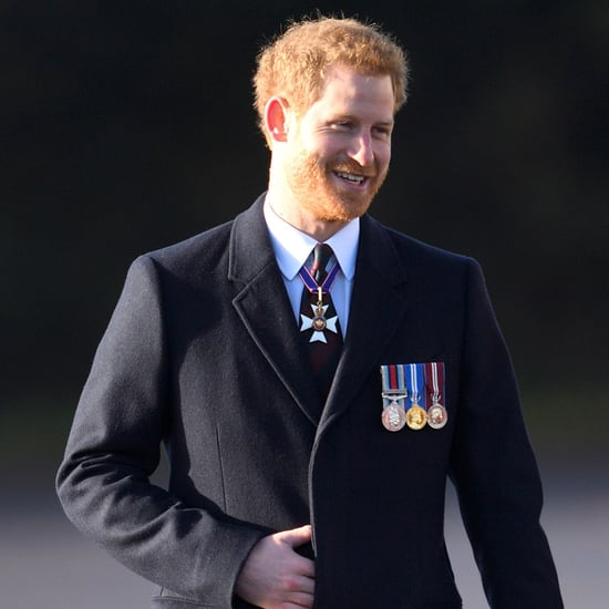 Prince Harry Hand Gesture Pictures
