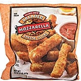Breaded Mozzarella Cheese Sticks