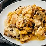 Creamy Turkey Mushroom Bake