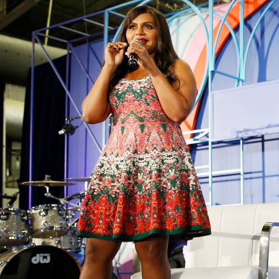Mindy Kaling Talks About The Little Mermaid