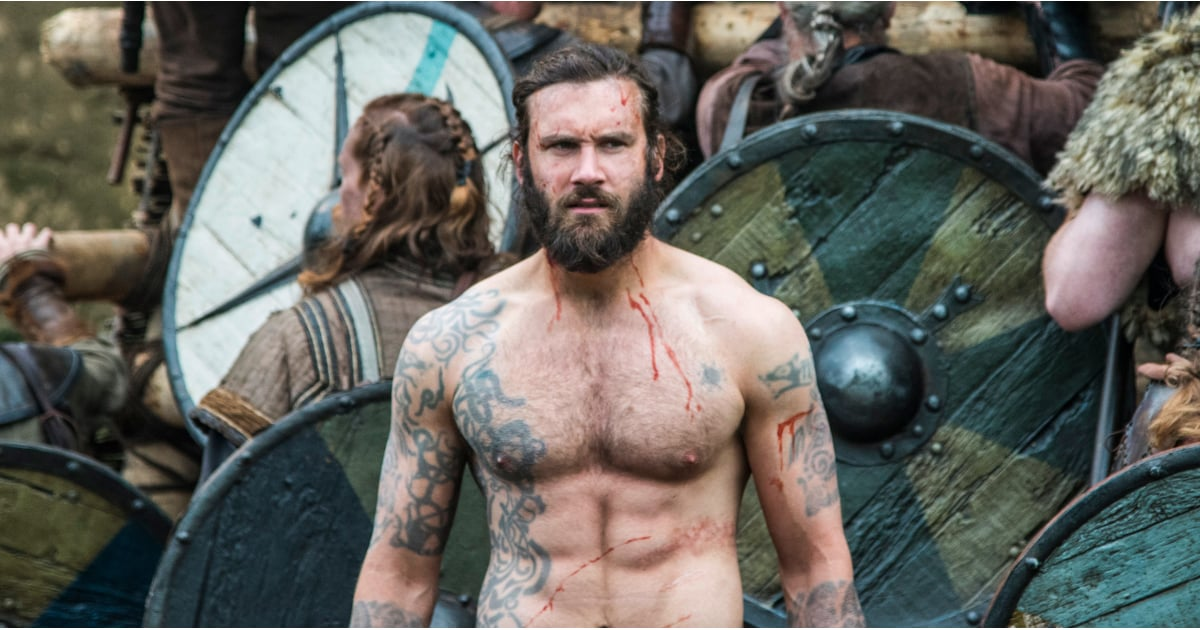 is vikings tv show historically accurate popsugar entertainment